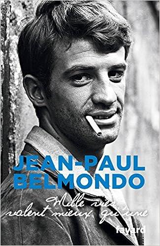 """Jean-Paul Belmondo, """"Mille vies valent mieux qu'une"""" sur Bookys"""