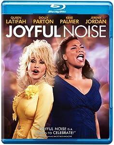 Cover Image for 'Joyful Noise (Blu-ray / DVD / UltraViolet Digital Copy Combo Pack)'