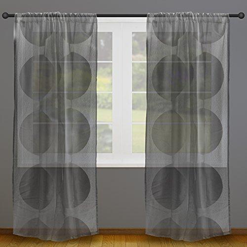 DII Elegant Modern Charming Curtain