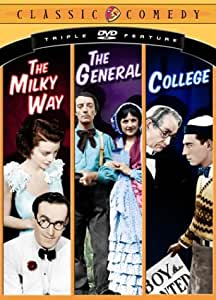 The Milky Way/The General/College [Import]