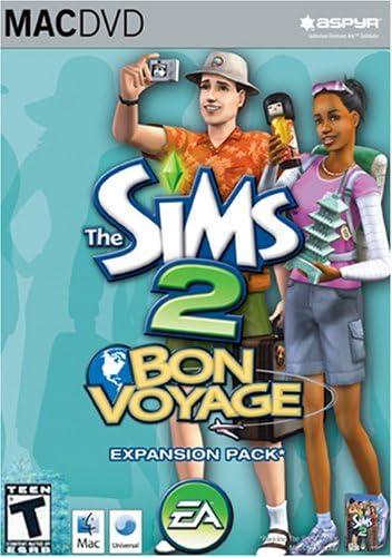 The Sims 2 Bon Voyage - Mac by Aspyr: Amazon.es: Videojuegos