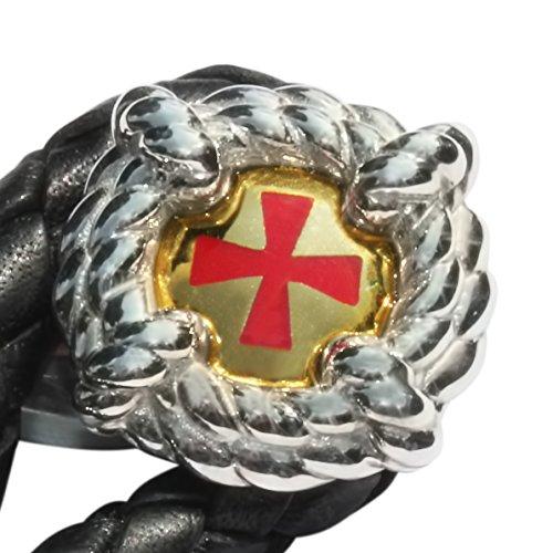 argentvm avrvm-Chevalier-Bracelet Femme-Argent 925/1000, or jaune 14carats (585)
