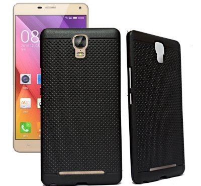 Marely Hudson Dotted Soft Back Cover For Gionee Marathon M5 Plus