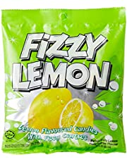 Victory Fizzy Candy, Lemon, 150g