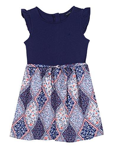 little girl bandana dress - 4