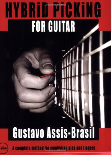 Hybrid Picking For Guitar (Book & CD)