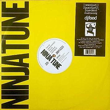 DJ Food - DJ Food - Peace - Ninja Tune - zen 1221 - Amazon ...