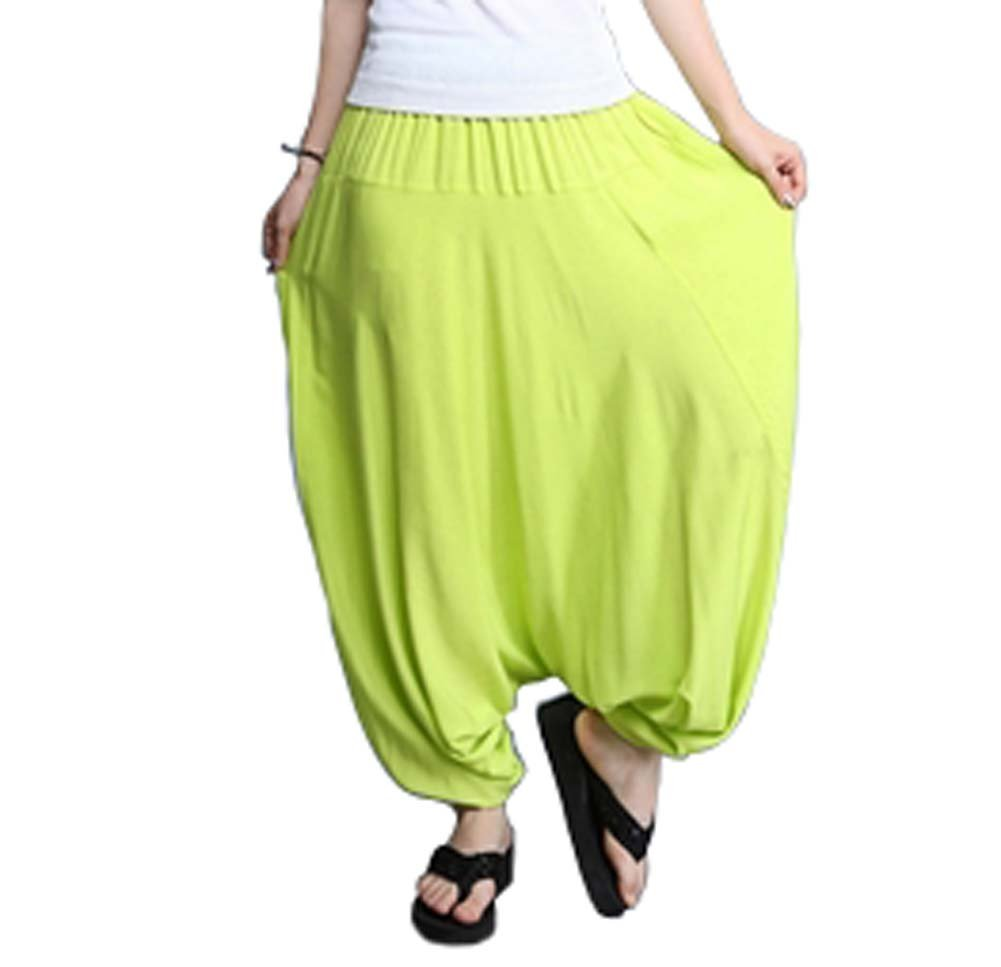 Pants Yoga Pants Sunscreen Breathable Travel Home Loose Pants Sagging