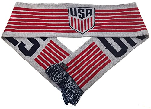 Official US Soccer Scarf - Stripes