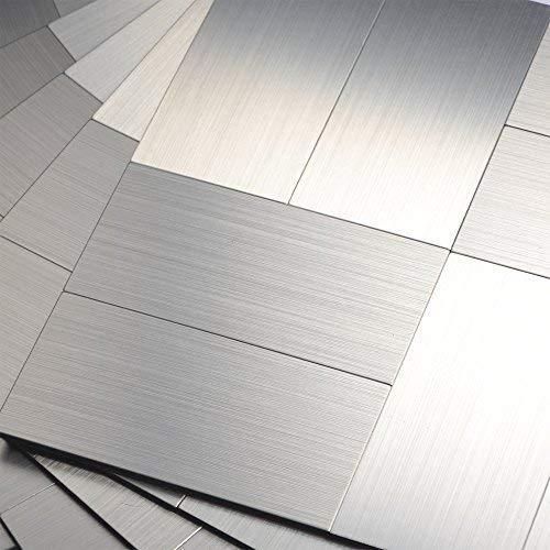 Backsplash Tiles Kitchen, Wall Tiles for Kitchen Backsplash(12x12 Inch Per Sheet, Pack of 5) by Yipscazo (Image #6)