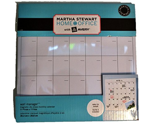 Stewart OfficeTM Manager Magnetic Calendar product image