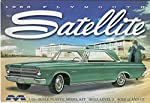 Moebius 1215 1965 Plymouth Satellite Model Car Kit from Moebius