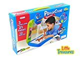 Best Little Treasures 3 Year Old Boy Gifts - Cute Projector learning desk to Draw & Paint Review