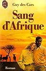 Sang d'Afrique par Des Cars