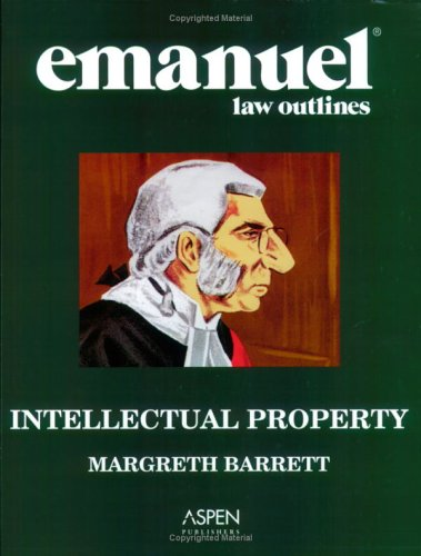 Intellectual property law a course outline
