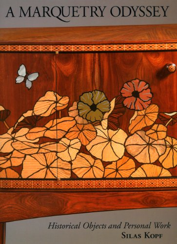 Marquetry Art - A Marquetry Odyssey: Historical Objects and Personal Work, Silas Kopf