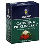 Mortons Salt 4 Ounce/McCormick Pepper 1.25 Ounce Double Pack, 5.25 Ounce