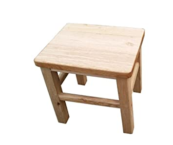 tabouret en bois tabouret en bois massif petit bancbanc en boistabouret