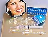 Blanqueadores De Dientes - Kit Blanqueador De Dientes Profesional Con Peroxido De Carbamida Para Aclarar Los Dientes Rapido - Luce Una Sonrisa Mas Blanca