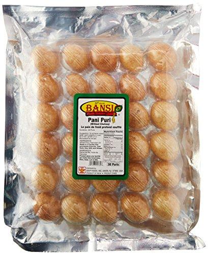Bansi, Pani Puri (Without Chutney), 30 Pieces
