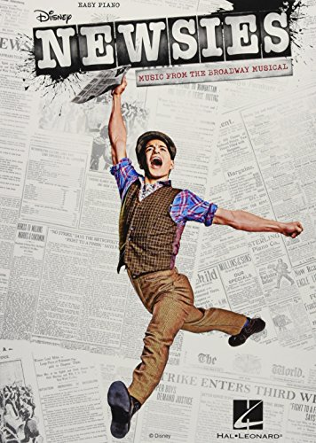 - Newsies: Music from the Broadway Musical (Easy Piano Songbook)