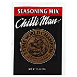 Chilli Man Chili Seasoning Mix - 3 Pack by Faribault Foods