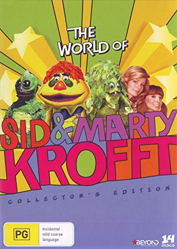 - The World of Sid & Marty Krofft Collection (H.R. Pufnstuf/Sigmund & The Sea Monsters/Electra Woman and Dyna Girl/Land of the Lost)