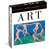 Art Page-A-Day Gallery Calendar 2019