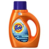 Tide Coldwater Clean Fresh Scent High Efficiency Turbo Clean Liquid Laundry Detergent, 1.09 L (24 loads) - Packaging May Vary