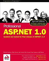Professional ASP.Net_special Edition (Programmer to programmer)