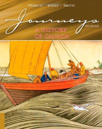JOURNEYS:HISTORY OF CANADA >CA