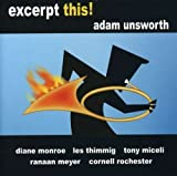 Unsworth, adam Excerpt This Mainstream Jazz