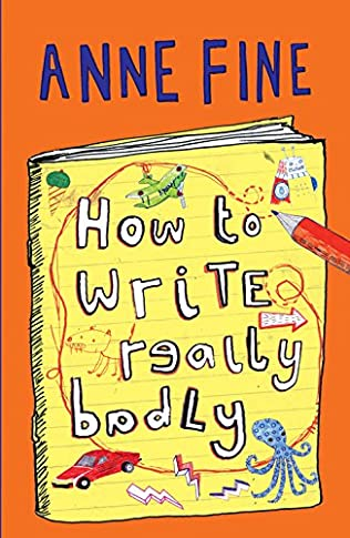 book cover of How To Write Really Badly