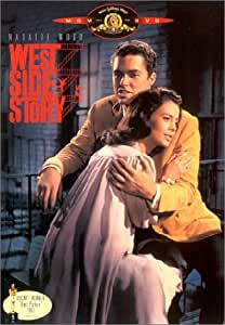 West Side Story [Alemania] [DVD]: Amazon.es: Natalie Wood
