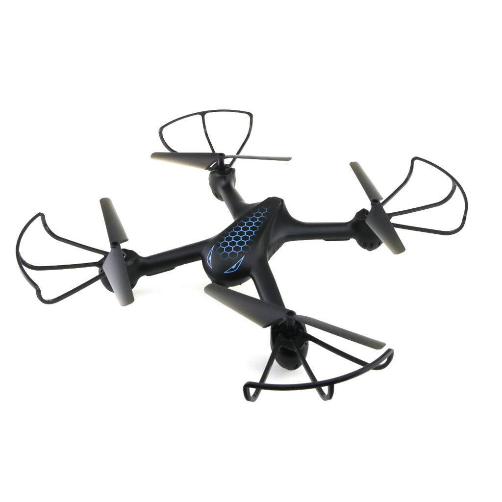 WANG XIN Optical Flow Positioning Remote Control Aircraft 720P HD WiFi Drone Quadcopter by WANG XIN (Image #3)