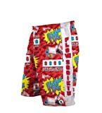Flow Society ''Flow For Life'' Lacrosse Shorts Size = Extra large (XL) by Flow Society Lacrosse