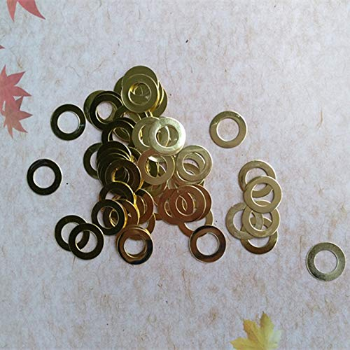 Maslin 500PCS Clock Metal Gasket Repair Replacing Tools