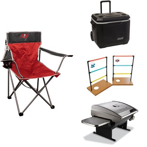 Tampa Bay Buccaneers Small Tailgate Package by Jarden Sports Licensing