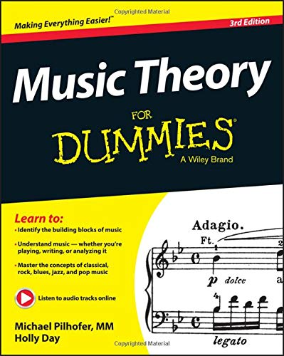 Music Theory For Dummies - Part Theory Music