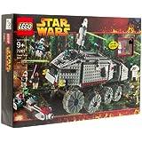 Star Wars Lego Episode III Clone Turbo Tank #7261