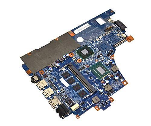 Intel Core i5-3337U 1.8GHz SR0XL Processor Laptop Motherboard A-1961-741-A for Sony Vaio SVF-14A Series ()