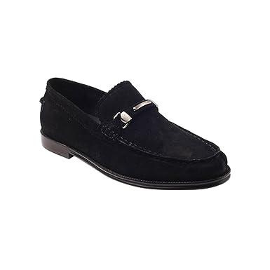 Ozwear UGG Men's Low Heel Loafer Spring Slip On Shoes