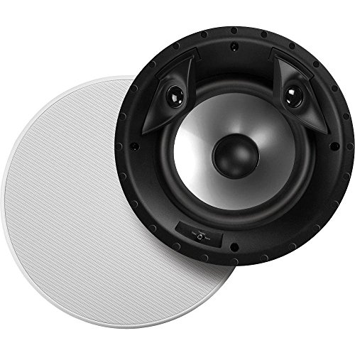 Polk Audio 80F/X-RT in-Ceiling 2-Way Round Surround Speakers - 8