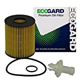 oil filter lexus ls460 - ECOGARD X5609 Cartridge Engine Oil Filter for Conventional Oil - Premium Replacement Fits Toyota 4Runner, FJ Cruiser, Tundra / Lexus IS250, GS350, LS460, GX460, IS350, ES350, GS300, RC350, IS300