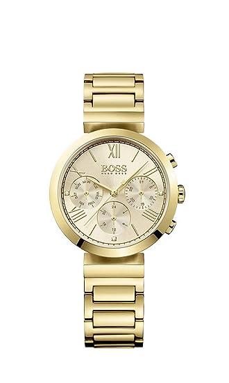 95d69106d56 Reloj para mujer Hugo Boss 1502403.  Amazon.es  Relojes
