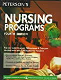 Peterson's Nursing Programs, Peterson's Guides Staff, 1560799986