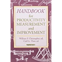 Handbook for Productivity Measurement and Improvement