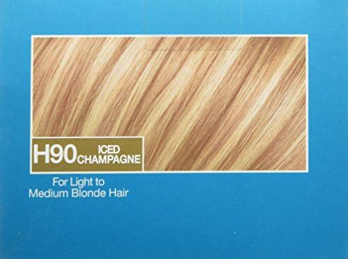 L'Oréal Paris Touch on Highlights Customizable Highlights, H90 Iced Champagne by L'Oreal Paris (Image #8)