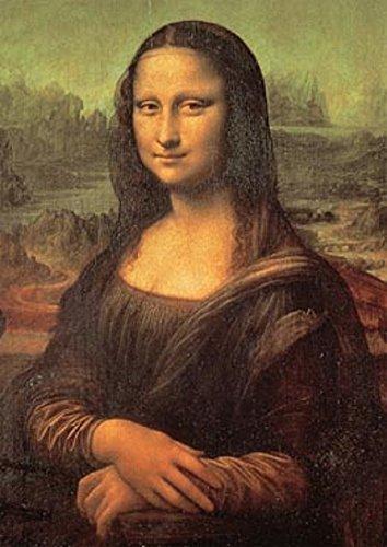 Tomax Mona Lisa 2000 Piece Leonardo da Vinci Jigsaw Puzzle by Tomax