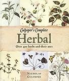 Culpeper's Herbal, Nicholas Culpeper, 1848373619